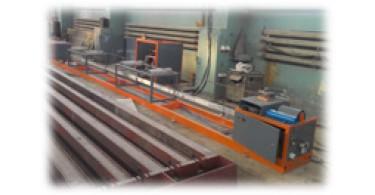 Запуск производства железо-бетонных опор в Омске