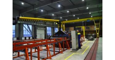 Оборудован цех по производству сетки для крепления горных выработок в Ленинск-Кузнецком