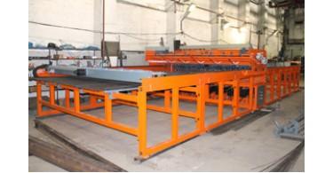 Линия WP-3000 в Ленобласти: ограждения и готовая сетка шириной 3 метра!