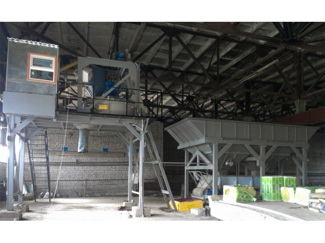 Как сделать мини бетонный завод