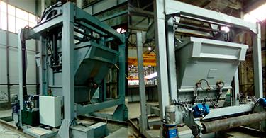 Оснащение завода ЖБИ в Бийске